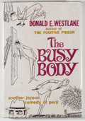 Books:Mystery & Detective Fiction, Donald Westlake. The Busy Body. New York: Random House,[1966]. First edition, first printing. Octavo. 176 pages. Pu...