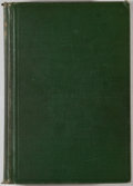 Books:Medicine, Charles Singer. A Short History of Medicine. New York: Oxford, 1928. First American edition. Octavo. 368 pages. Publ...