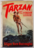 Books:Science Fiction & Fantasy, [JERRY WEIST COLLECTION]. Edgar Rice Burroughs. Tarzan and the Foreign Legion. Tarzana: Edgar Rice Burroughs, [1947]...