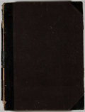 Books:Periodicals, Gleason's Pictorial. Bound Volume of Issues from July 8 toDecember 30, 1854 including Volume VII. Numbers 1-26. Con...