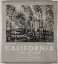 Books:Art & Architecture, Charis Wilson Weston and Edward Weston. California and the West. New York: Duell, Sloan and Pearce, [1940]. First ed...