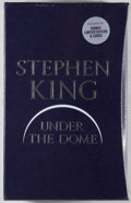 Books:Horror & Supernatural, Stephen King. SIGNED/LIMITED. Under the Dome. London: Hodderand Stoughton, 2009. First British edition, limited t...