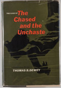 Books:Mystery & Detective Fiction, Thomas B. Dewey. The Case of the Chased and the Unchaste.New York: Random House, [1959]. First edition, first print...