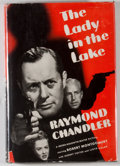 Books:Mystery & Detective Fiction, Raymond Chandler. The Lady in the Lake. New York: Grosset& Dunlap. Later edition. Octavo. 216 pages. Publisher's bi...