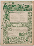 Books:Periodicals, Group of Six Issues of The Great Divide, including: February- July issues. [Denver: Great Divide Publishing, 18... (Total: 6Items)