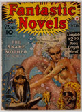 Books:Pulps, Fantastic Novels. Volume 1. No. 3. New York: Munsey, 1940.First edition. Octavo. 127 pages. Publisher's wrappers wi...