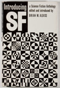 Books:Science Fiction & Fantasy, [JERRY WEIST COLLECTION]. Brian W. Aldiss [editor]. SIGNED.Introducing SF. London: Faber and Faber, [1964]. Fir...