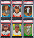 "Baseball Cards:Sets, 1960 Fleer ""Baseball Greats"" Complete Set (79) With PSA Mint 9 Ruth. ..."