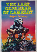 Books:Science Fiction & Fantasy, [JERRY WEIST COLLECTION]. Roger Zelazny. SIGNED. The Last Defender of Camelot. New York: Pocket Books, [1980]. Book ...