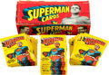 """Non-Sport Cards:Sets, 1966 Topps """"Superman"""" Counter Display Box and 24 Five-Cent Wax Packs!..."""