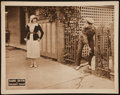 "Baseball Collectibles:Others, 1920 Babe Ruth ""Headin' Home"" Original Lobby Card...."