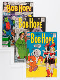Silver Age (1956-1969):Humor, The Adventures of Bob Hope Group - Savannah pedigree (DC, 1961-65) Condition: Average VF+.... (Total: 12 Comic Books)