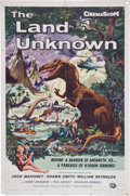 Memorabilia:Poster, The Land Unknown Movie Poster (Universal, 1957)....