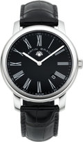 Timepieces:Wristwatch, Martin Braun Classic B Stainless Automatic Wristwatch. ...