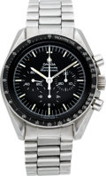 Timepieces:Wristwatch, Omega 145022-78 ST Speedmaster Professional Chronograph, circa1978. ...