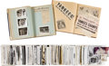 Baseball Collectibles:Others, 1950's Billy Martin Photographs & Scrapbook Collection....