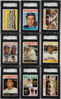 Baseball Cards:Lots, 1964 Topps Baseball Collection With Many Hall Of Famers (453). ...
