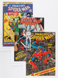 Bronze Age (1970-1979):Superhero, The Amazing Spider-Man Group (Marvel, 1971-74).... (Total: 29 ComicBooks)