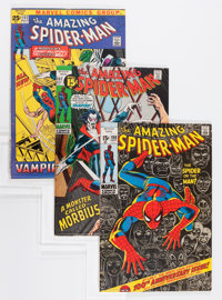 The Amazing Spider-Man Group (Marvel, 1971-74).... (Total: 29 Comic Books)