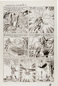 "Original Comic Art:Panel Pages, Jack Kirby and Dick Ayers Journey Into Mystery #88 ""TheVengeance of Loki"" page 7 Original Art (Marvel, 19..."