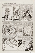"Original Comic Art:Panel Pages, Jack Kirby and Dick Ayers Journey Into Mystery #88 ""TheVengeance of Loki"" page 3 Original Art (Marvel, 19..."
