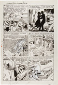 "Original Comic Art:Panel Pages, Jack Kirby and Dick Ayers Journey Into Mystery #88 ""TheVengeance of Loki"" page 8 Original Art (Marvel, 19..."