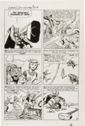 """Original Comic Art:Panel Pages, Jack Kirby and Dick Ayers Journey Into Mystery #88 """"The Vengeance of Loki"""" page 6 Original Art (Marvel, 19..."""