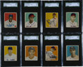 Baseball Cards:Sets, 1949 Bowman Baseball Complete Set (240) - First Time Being Offered....