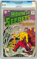 Silver Age (1956-1969):Horror, House of Secrets #11 (DC, 1958) CGC VF/NM 9.0 Cream to off-whitepages....