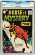 Silver Age (1956-1969):Horror, House of Mystery #95 (DC, 1960) CGC VF+ 8.5 Cream to off-whitepages....