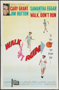 "Movie Posters:Comedy, Walk, Don't Run (Columbia, 1966). One Sheet (27"" X 41""). Comedy.. ..."