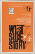 "Movie Posters:Academy Award Winners, West Side Story (United Artists, R-1963). One Sheet (27"" X 41"").Academy Award Winners.. ..."