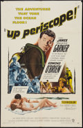 """Movie Posters:War, Up Periscope (Warner Brothers, 1959). One Sheet (27"""" X 41""""). War....."""