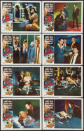 """Movie Posters:Film Noir, The Big Combo (Allied Artists, 1955). Lobby Card Set of 8 (11"""" X 14""""). Film Noir.. ... (Total: 8 Items)"""