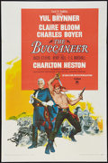 "Movie Posters:Adventure, The Buccaneer (Paramount, 1958). One Sheet (27"" X 41""). Adventure....."