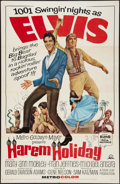 "Movie Posters:Elvis Presley, Harum Scarum (MGM, 1965). International One Sheet (27"" X 41"").Elvis Presley. Also known as Harem Holiday.. ..."