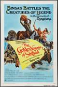 "Movie Posters:Fantasy, The Golden Voyage of Sinbad (Columbia, 1973). One Sheet (27"" X41""). Fantasy.. ..."