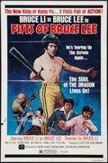 "Movie Posters:Action, Fists of Bruce Lee (Cinema Shares International, 1978). One Sheet(27"" X 41""). Action.. ..."