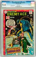Silver Age (1956-1969):War, Star Spangled War Stories #140 Twin Cities pedigree (DC, 1968) CGC NM 9.4 White pages....