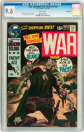 Bronze Age (1970-1979):War, Star Spangled War Stories #153 Twin Cities pedigree (DC, 1970) CGC NM+ 9.6 White pages....