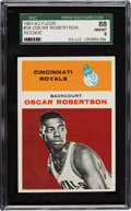 Basketball Cards:Singles (Pre-1970), 1961 Fleer Oscar Robertson #36 SGC 88 NM/MT 8 - None GradedHigher....
