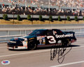 Autographs:Others, Dale Earnhardt Sr. Signed Photo With Full LOA From PSA. ...