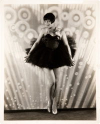 """Louise Brooks in The Canary Murder Case by Eugene Robert Richee (Paramount, 1929 ). Portrait Photo (8"""" X 10"""")..."""