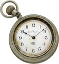 Timepieces:Pocket (pre 1900) , New York City Watch Co. Rare Patent Lever Winder, circa 1895. ...