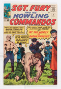 Silver Age (1956-1969):War, Sgt. Fury and His Howling Commandos #5 Twin Cities pedigree (Marvel, 1964) Condition: FN/VF....