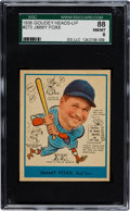 Baseball Cards:Singles (1930-1939), 1938 Goudey Jimmy Foxx #273 SGC 88 NM/MT 8 - One of Two....