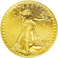 Proof Saint-Gaudens Double Eagles: , 1910 $20 PR66 NGC. In 1908 the Mint sold the first proof doubleeagles of the new Saint-Gaudens design, as modified by Mint...