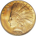 Indian Eagles: , 1930-S $10 MS65 PCGS. The mintage of the 1930-S ten was sufficientthat one would think it would be more available than it ...