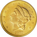 Liberty Double Eagles: , 1872-S $20 MS62 PCGS. Bowers, in A Guide Book of Double EagleGold Coins states that the highest auction price ever pai...