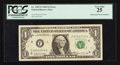 Fr. 1903-F $1 1969 Federal Reserve Note. PCGS Very Fine 25